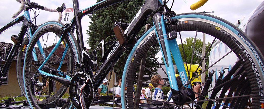 différents porte-vélos